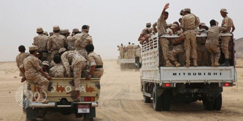تسلل حوثي فاشل ينتهي بمقتل 12 متمرداً بينهم قيادات في الجوف