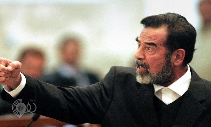تسجيل نادر بصوت صدام حسين يكشف عن آخر ما قاله في سجنه قبل إعدامه