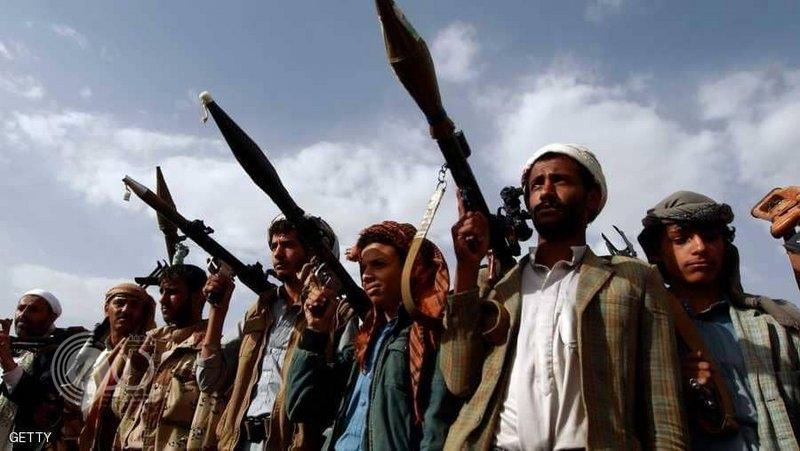"""مقتل امرأة وإصابة 13 مدنياً بقصف حوثي على """"تعز"""" اليمنية"""