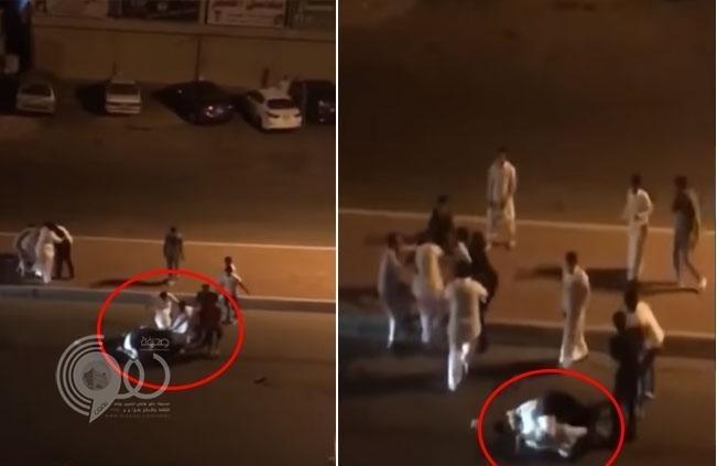 بالفيديو: أول تعليق من عم قتيل مشاجرة حي الحمدانية بجدة