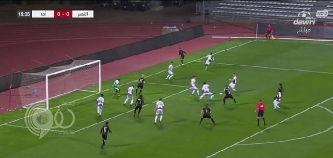 بالفيديو: النصر يسحق أحد بأربعة أهداف ويطارد متصدر الدوري