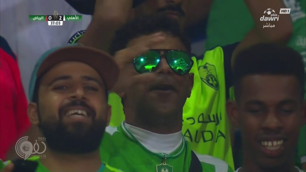شاهد .. الأهلي يسحق الرياض بأربعة أهداف ويتأهل لدور الـ 32 من كأس خادم الحرمين