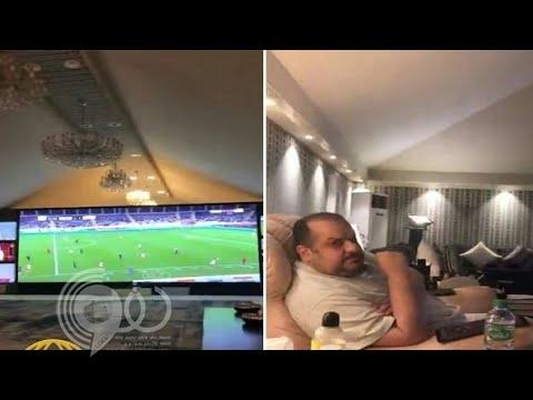 """كيف برر الأمير """"عبد الرحمن بن مساعد"""" متابعته كأس آسيا عبر قناة """"بي إن سبورت"""" القطرية.. فيديو"""