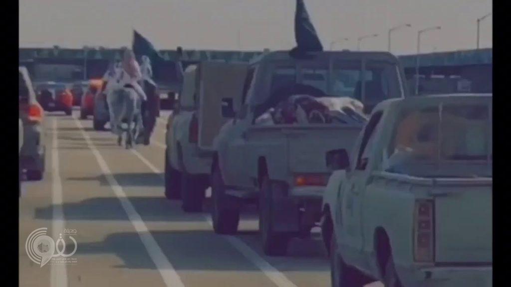 شاهد بالفيديو.. استقبال مهيب لعودة اللوء السادس بعد مهمة قتالية استغرقت 3 سنوات باليمن