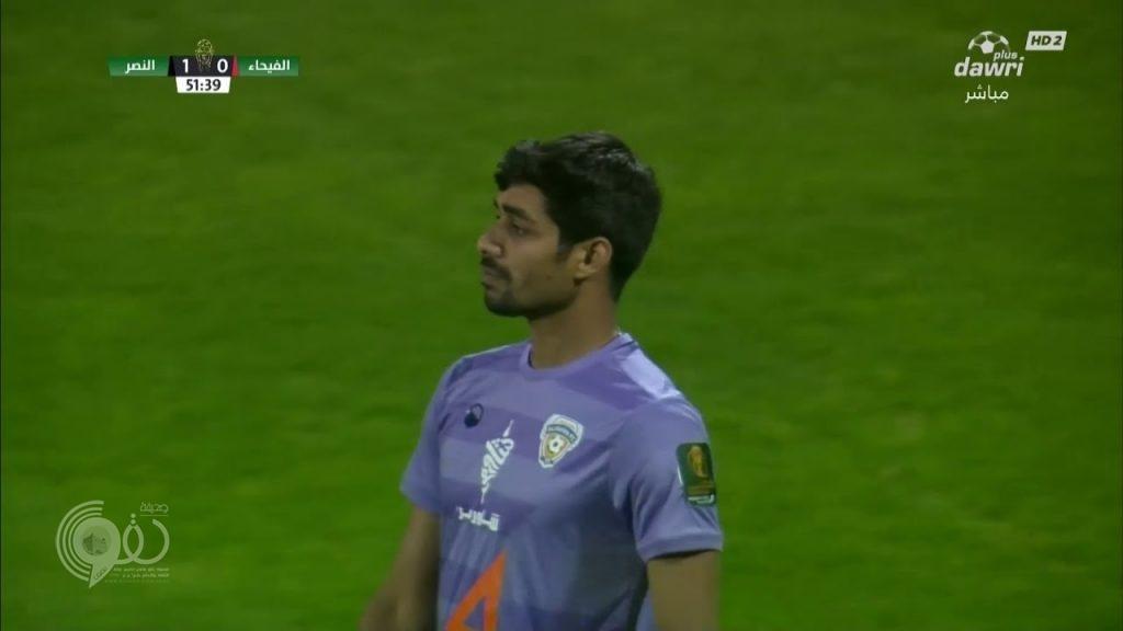 بالفيديو : النصر يسحق الفيحاء بستة أهداف ويتأهل لربع نهائي كأس الملك