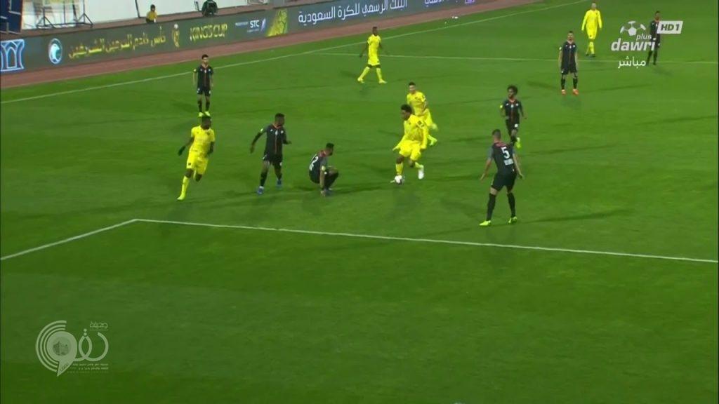 بالفيديو : التعاون يفاجئ الشباب ويقصيه بالثلاثة من بطولة كأس الملك