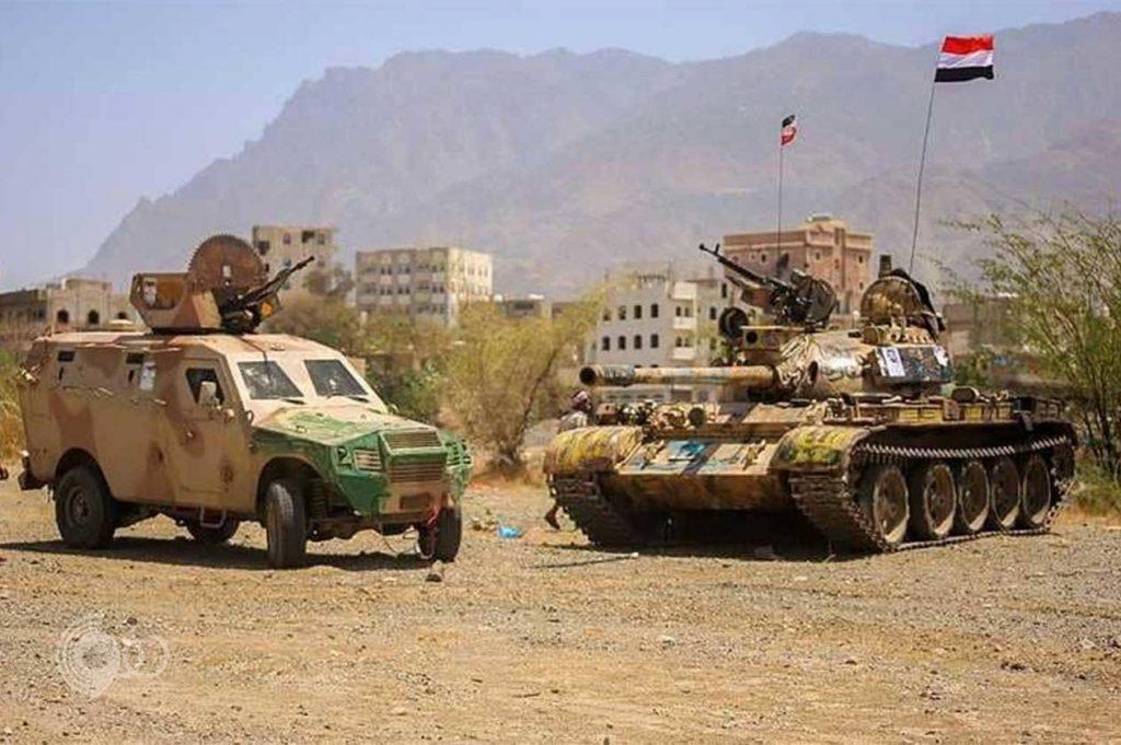 الجيش اليمني يسيطر على مواقع استراتيجية جديدة في باقم شمال صعدة