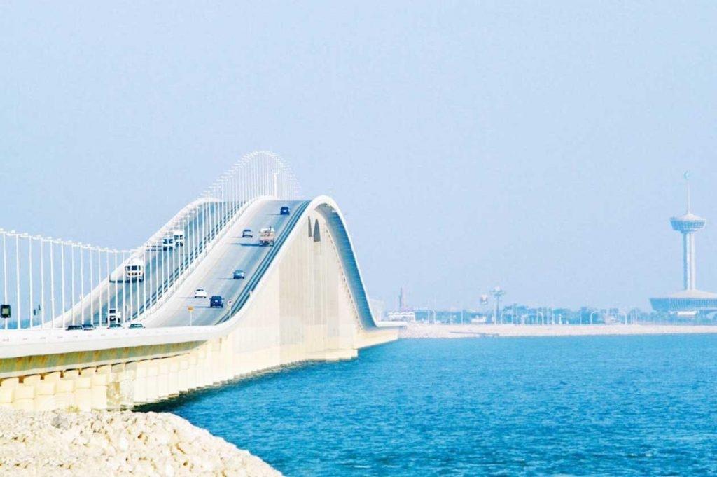 جسر الملك فهد: أعمال صيانة لمدة 3 أشهر.. تبدأ الأحد