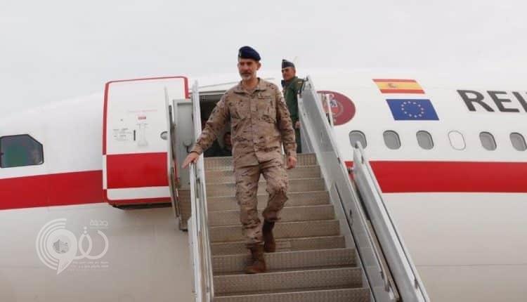 بالفيديو: فضيحة سياسية أثناء زيارة ملك إسبانيا إلى العراق