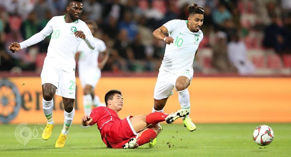 المنتخب السعودي يفتتح كأس آسيا بفوز عريض على كوريا الشمالية برباعية نظيفة (فيديو)