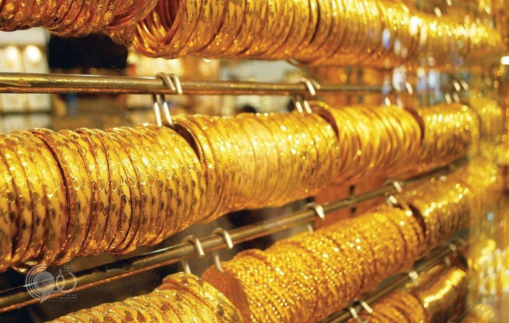 الذهب يصعد لأعلى مستوى بـ 1286.18 دولار للأوقية