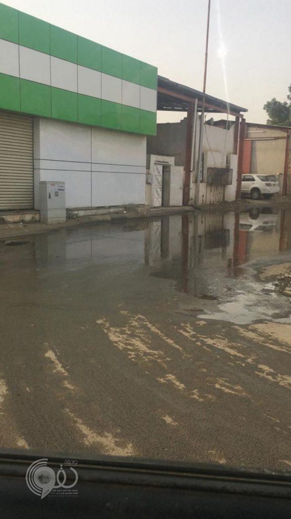 جازان.. بلدية أحد المسارحة تتهم إدارة المياه بتدمير البنية التحتية لمشاريعها