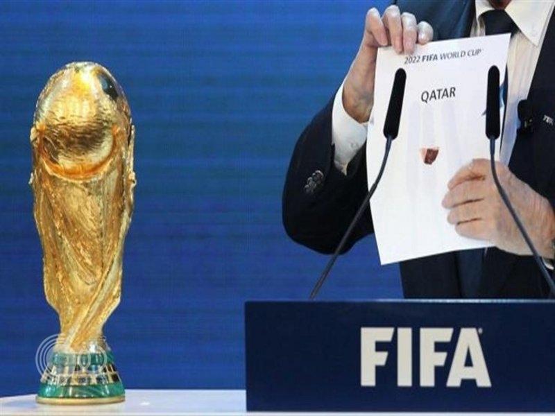 """""""فيفا"""" يعلن رسمياً: ندرس مشاركة دول خليجية باستضافة """"مونديال قطر"""""""