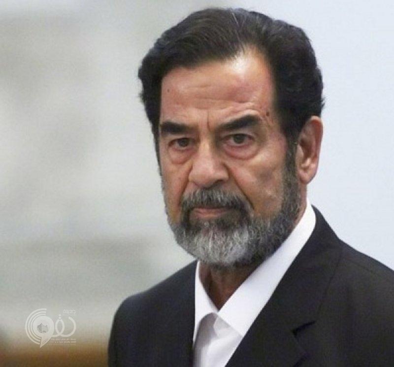 بعد 12 عاماً.. بغداد تنشر الوثيقة الرسمية لإعدام صدام حسين