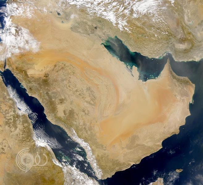الأرصاد: توقعات بهطول أمطار رعدية على معظم مناطق المملكة غداً