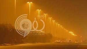 تنبيه متقدم برياح مثيرة للغبار والأتربة على أجزاء بمنطقة الرياض