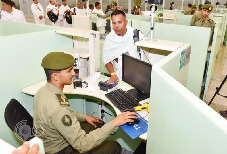الجوازات تستقبل وتودع أكثر من 4.5 مليون معتمراً عبر منافذ المملكة في 5 أشهر