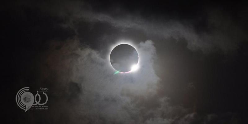 فجر الإثنين القادم خسوف كلي للقمر يشاهد بنسب متفاوتة في عدد من مناطق المملكة
