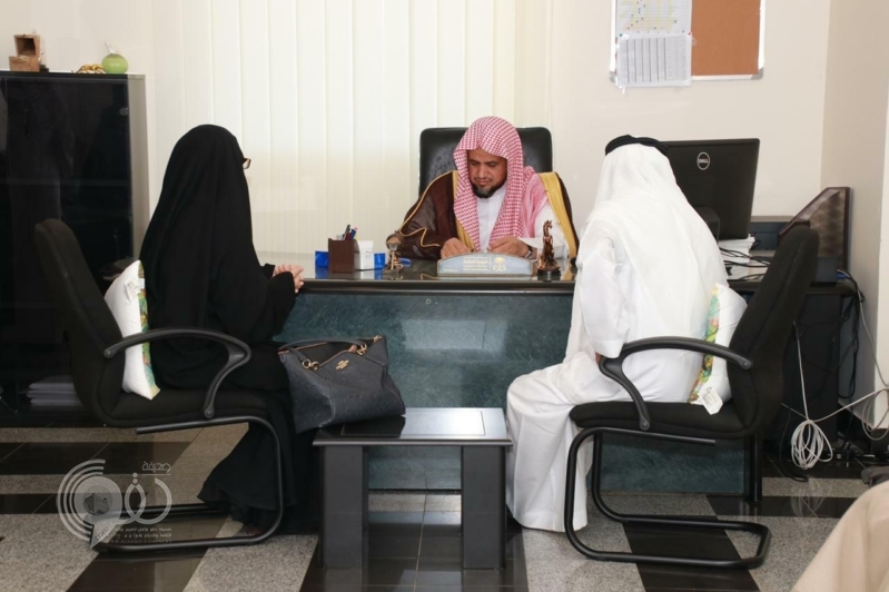 النائب العام يزور فرع مكة ويلتقي بالمراجعين