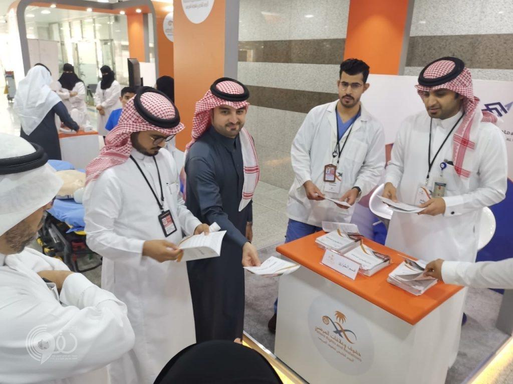 جامعي الخبر يطلق اليوم الخليجي لحقوق المريض في معرض تثقيفي