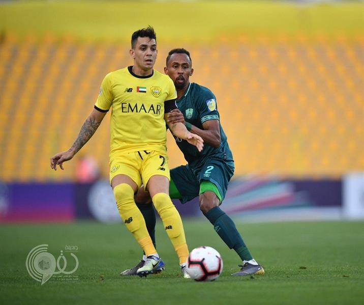 الأهلي يعود بتعادل إيجابي أمام الوصل الإماراتي في ذهاب ربع نهائي البطولة العربية (فيديو)