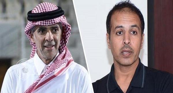 بالفيديو: رئيس لجنة الحكام يحرج رئيس نادي الاتحاد بسبب هذا الطلب !