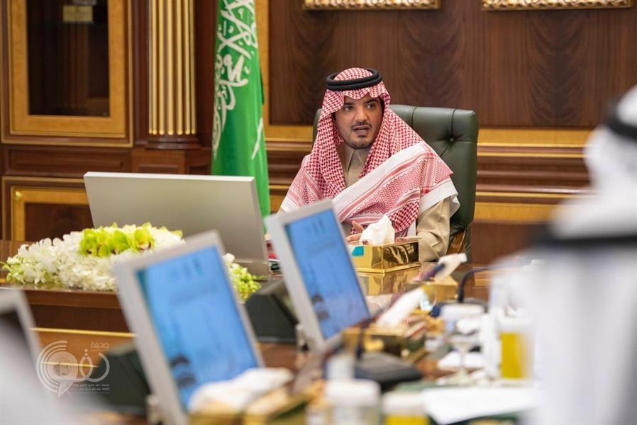 وزير الداخلية يرأس اجتماع اللجنة الإشرافية على معهد خادم الحرمين الشريفين لأبحاث الحج والعمرة