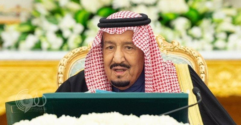 """8 قرارات في جلسة الوزراء والملك يستهلّها بتوجيه الشكر لـ""""ولي العهد"""""""