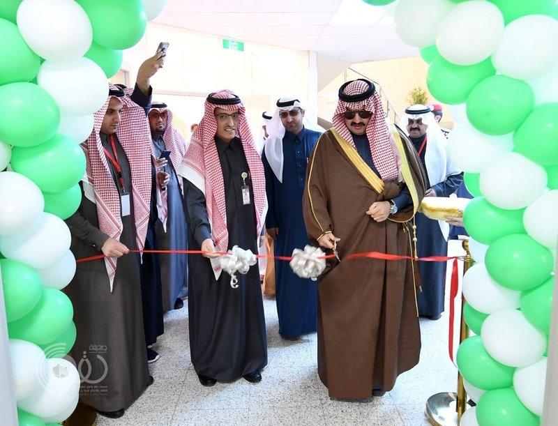 أمير عسير يدشن 7 مراكز صحية مناوبة طوال 24 ساعة في المنطقة