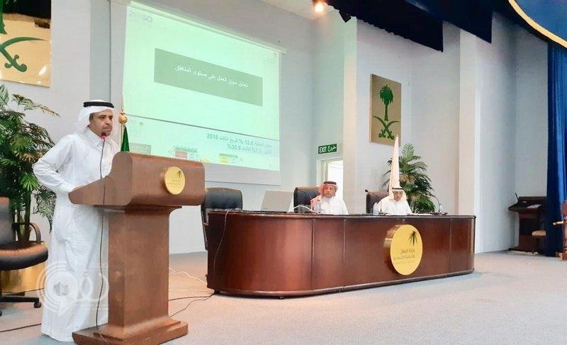 """""""عمل"""" مكة تعقد اللقاء الثاني لتوطين الشركات العاملة بمطار جدة"""