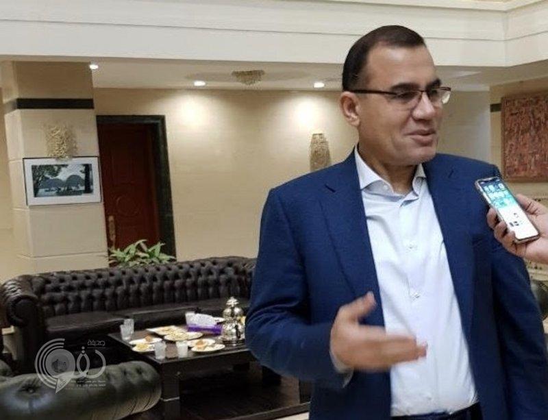 رئيس أكبر بنك بطاجاكستان: أرغب بمقابلة ولي العهد.. وأتشرف بالاستثمار في السعودية