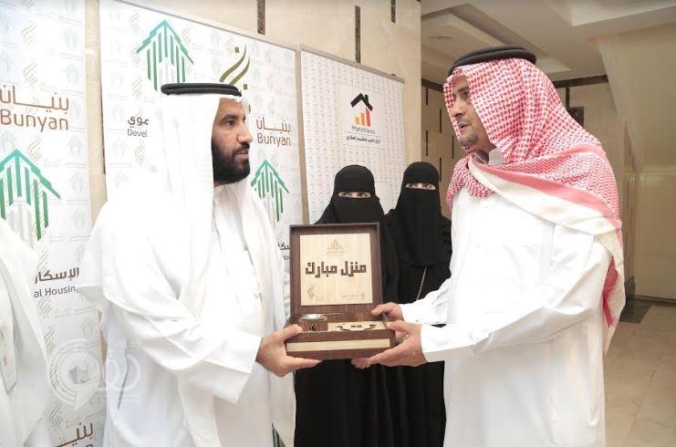 الإسكان التنموي وبنيان يسلمان دفعة جديدة من المساكن في جدة