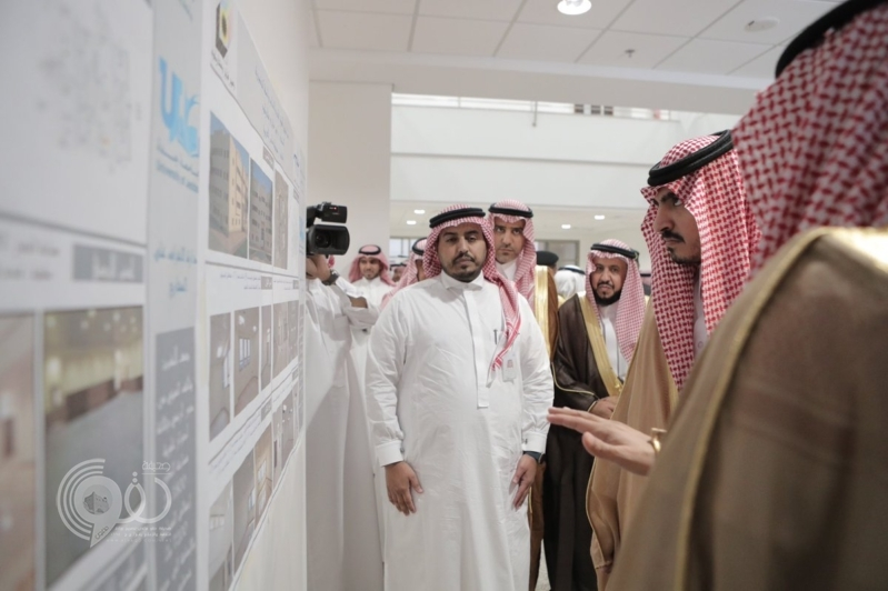 بدر بن سلطان يدشن مباني فرع جامعة جدة بالكامل