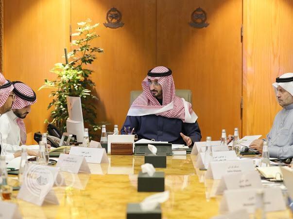 الأمير عبدالله بن بندر يطلق مشروع تصميم وإنشاء محمية الإمام سعود بن عبدالعزيز
