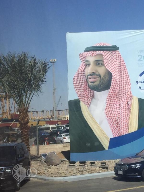استعدادات لتدشين ميناء الملك عبدالله في ثول بحضور الأمير محمد بن سلمان