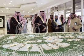التقى خلالها أعضاء المجلس الاستشاري الطلابي : أمير الجوف يزور المدينة الجامعية ويشيد بمنجزاتها الوطنية