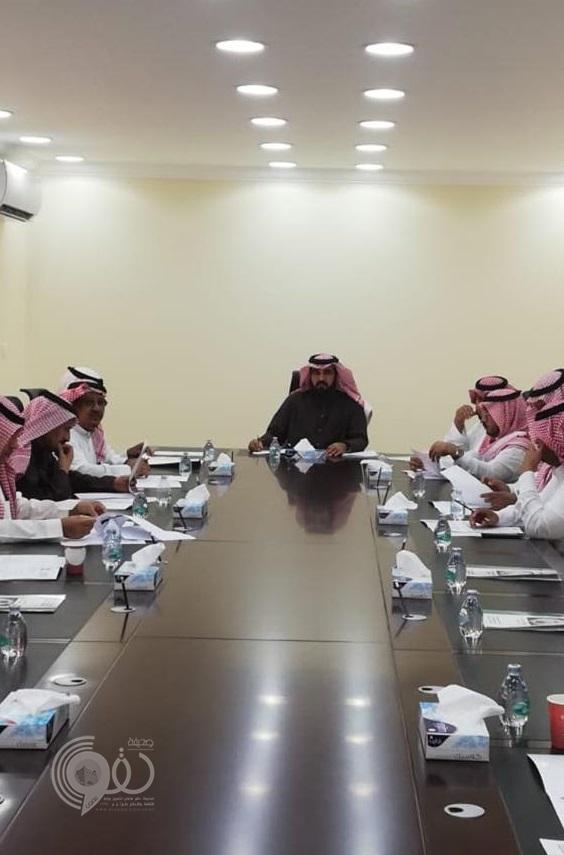 المجلس البلدي في محافظة وادي الدواسر يعقد جلسته الاعتيادية الــ 38