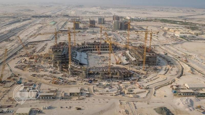 """""""الفيفا"""" يحدد دولتين خليجيتين للمشاركة في """"استضافة """"مونديال قطر"""""""