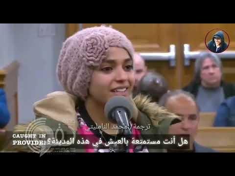 شاهد بالفيديو.. مبتعثة سعودية تبهر قاضيًا أمريكيًا وتدفعه لاتخاذ قرار غير متوقع!
