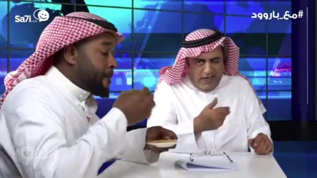 """شاهد: الفنان خالد الفراج """"يطقطق"""" على """"الشريان"""" في حلقة هروب الفتيات!"""