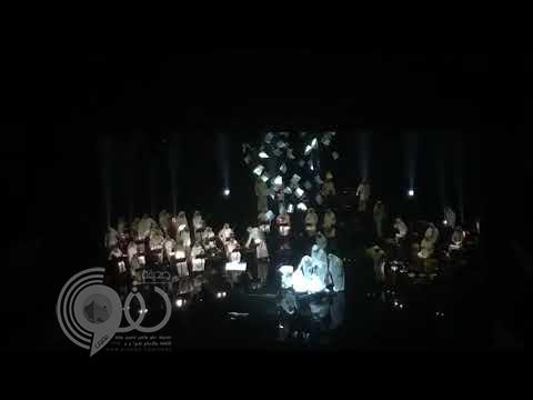 """بالفيديو. شاهد سقوط مروع للفنان #عبدالله_الرويشد أثناء غنائه على مسرح بـ """" #الكويت """""""