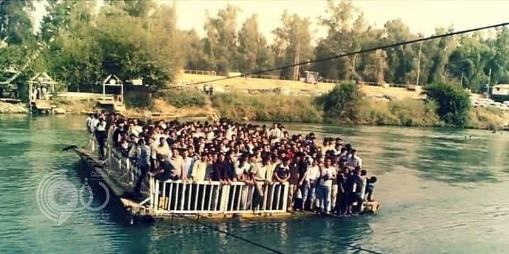فاجعة عبارة الموصل.. ارتفاع عدد الضحايا إلى 85 عراقيًا.. والتحقيقات الأولية تكشف سبب الغرق -فيديو