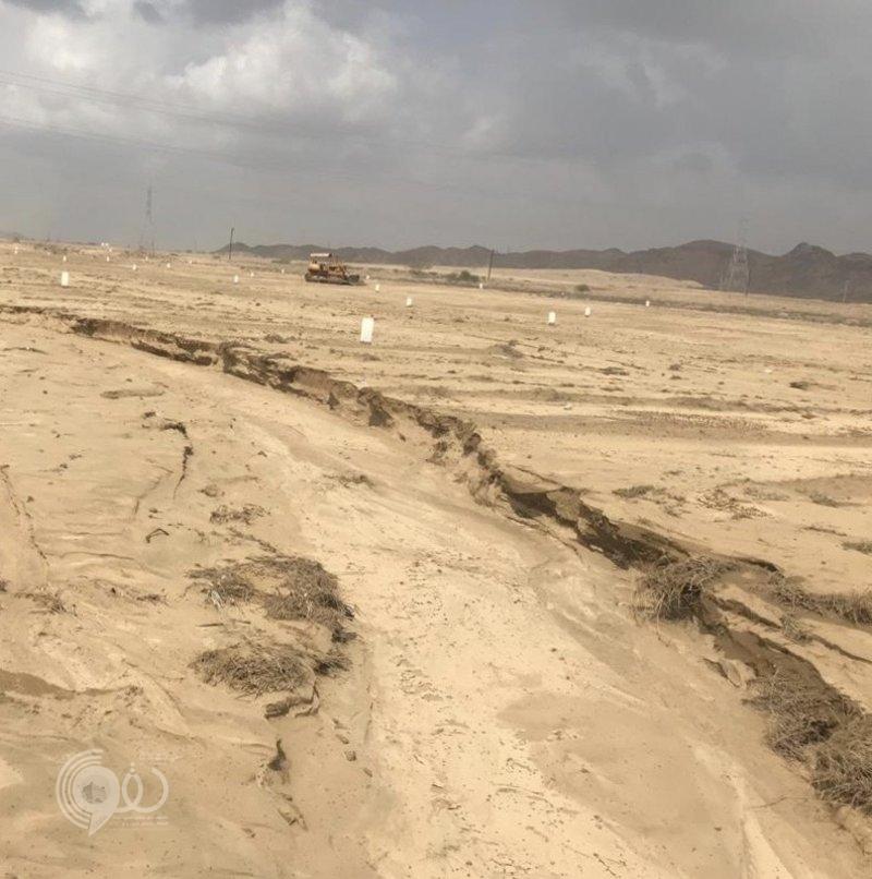 ناقوس خطر يضرب مخططًا عشوائيًا بمحافظة صبيا بجازان.. صور