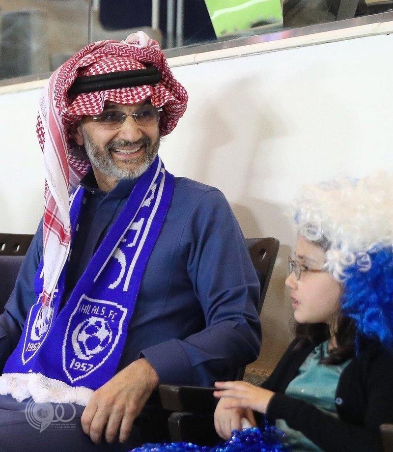 الوليد بن طلال: سأشتري الهلال غداً