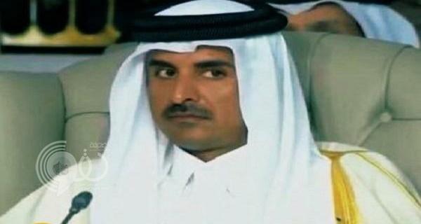 بعد مغادرته القمة العربية بشكل مفاجئ … أمير قطر يوجه رسالة للرئيس التونسي