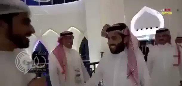"""كيف علق """"تركي آل الشيخ"""" على مقطع الخطأ العفوي : بلدي الثاني """"المملكة والسعودية """" ؟ – فيديو"""