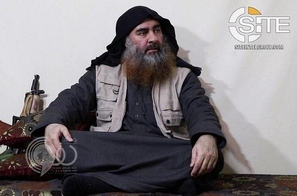 شاهد أول ظهور لزعيم داعش الإرهابي أبوبكر البغدادي المختفي منذ 2014