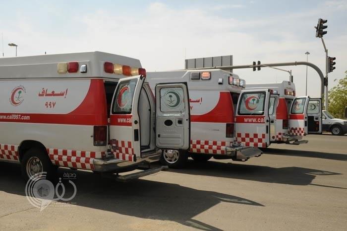 جازان.. إصابة 3 أشخاص في حادث مروع على طريق الصوارمة – المضايا