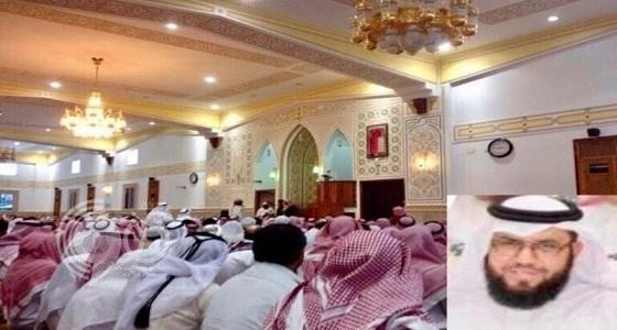 مواطن يلفظ أنفاسه بجامع بسبت العلايا قارئًا للقرآن