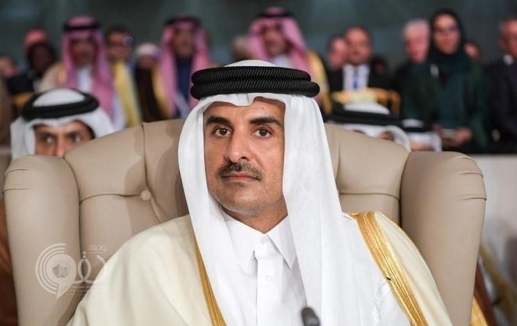أول تعليق رسمي على مغادرة أمير قطر المفاجئة للقمة العربية في تونس